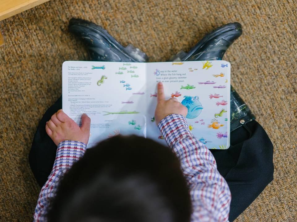problemas de lectura en niños